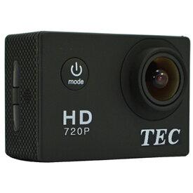 テック TEC TACAM720 アクションカメラ [ハイビジョン対応 /防水][TACAM720]