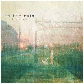 ポニーキャニオン PONY CANYON keeno/in the rain 【CD】 【代金引換配送不可】