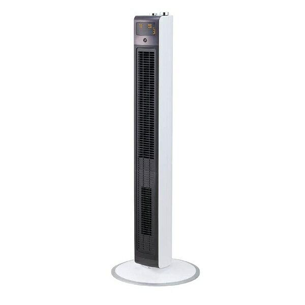 【送料無料】 コイズミ 【DCモーター搭載】 タワー型扇風機 KHF-1271/W ホワイト