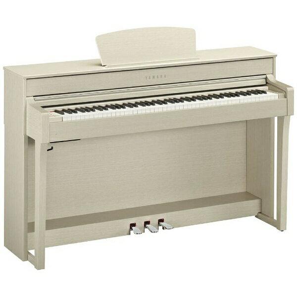 ヤマハ YAMAHA CLP-635WA 電子ピアノ Clavinova(クラビノーバ) ホワイトアッシュ調 [88鍵盤][CLP635WA]【point_rb】