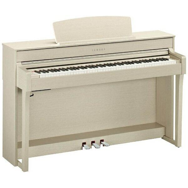 ヤマハ YAMAHA CLP-645WA 電子ピアノ Clavinova(クラビノーバ) ホワイトアッシュ調 [88鍵盤][CLP645WA]【point_rb】