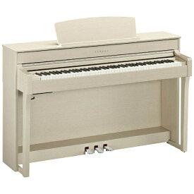 ヤマハ YAMAHA CLP-645WA 電子ピアノ Clavinova(クラビノーバ) ホワイトアッシュ調 [88鍵盤][CLP645WA]
