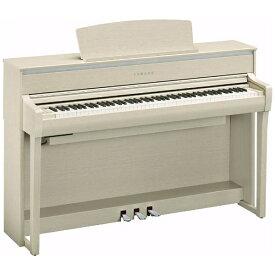 ヤマハ YAMAHA CLP-675WA 電子ピアノ Clavinova(クラビノーバ) ホワイトアッシュ調 [88鍵盤][クラビノーバ 675 CLP675WA]
