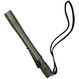 コンテック KONTEC ペンライト STY-LED ブラック SE-24 [LED /単4乾電池×2]