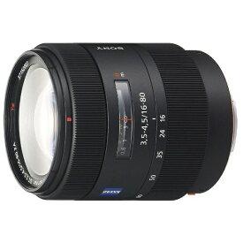 ソニー SONY カメラレンズ T* DT 16-80mm F3.5-4.5 ZA APS-C用 Vario-Sonnar SAL1680Z [ソニーA(α) /ズームレンズ][SAL1680Z]
