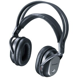 パナソニック Panasonic ヘッドホン RP-WF70HK ブラック [ワイヤレス][RPWF70HK] panasonic