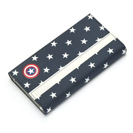PGA iPhone 7 Plus用 手帳型 マーベルフリップカバー キャプテン・アメリカ PG-DFP208CTA