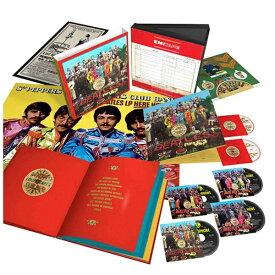 ユニバーサルミュージック ザ・ビートルズ/サージェント・ペパーズ・ロンリー・ハーツ・クラブ・バンド<スーパー・デラックス・ボックス・セット>(完全生産限定盤) 【CD】