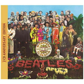 ユニバーサルミュージック ザ・ビートルズ/サージェント・ペパーズ・ロンリー・ハーツ・クラブ・バンド<2CD> 通常盤 【CD】