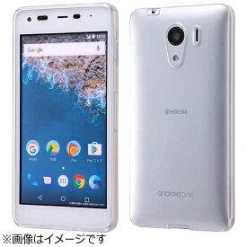 レイアウト rayout Android One S2用 TPUソフトケース ウルトラクリア クリア RT-CR03TC3/CM
