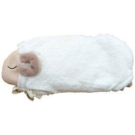 ほんやら堂 HONYARADOH 安眠おやすみ羊アイピロー(24×11.5×4cm/オフホワイト)[生産完了品 在庫限り]