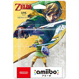 任天堂 Nintendo amiibo リンク【スカイウォードソード】(ゼルダの伝説シリーズ)