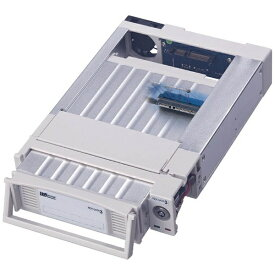 ラトックシステム RATOC Systems SATAリムーバブルケース 内蔵タイプ(ライトグレー) SA3-RC1-LGX