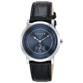 クロス CROSS CROSS(クロス) 腕時計 アロンゾ (ALONZO) CR8027-01 文字盤:ネイビー [正規品]
