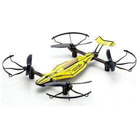 京商 KYOSHO ドローン 1/18スケール ラジオコントロール DRONE RACER ZEPHYR(ドローンレーサー ゼファー)レディセット スマッシングイエロー 20572Y[20572Y]