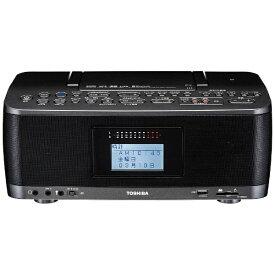 東芝 TOSHIBA CDラジオ TY-CWX90 ガンメタリック [Bluetooth対応 /ワイドFM対応][TYCWX90KM]