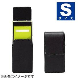 アスデック ASDEC スマートフォン/ガラケー対応[幅 70mm] フリーサイズホルダー タテ型 Sサイズ ブラック SH-RC2V