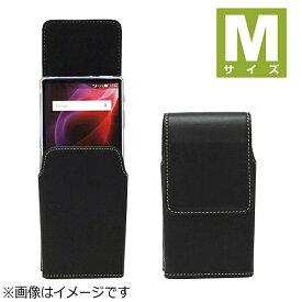 アスデック ASDEC スマートフォン用[幅 73mm] フリーサイズホルダー タテ型 Mサイズ ブラック SH-RC3V