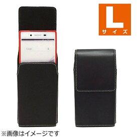 アスデック ASDEC スマートフォン用[幅 75mm] フリーサイズホルダー タテ型 Lサイズ ブラック SH-RC4V