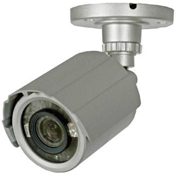 マザーツール MotherTool アナログ対応カラー監視カメラ【赤外線対応・防水タイプ】 MTW-S38AHD