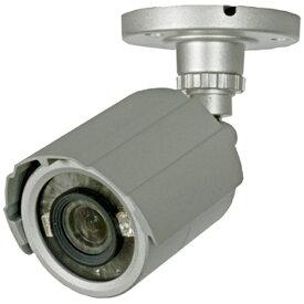 マザーツール Mother Tool アナログ対応カラー監視カメラ【赤外線対応・防水タイプ】 MTW-S38AHD
