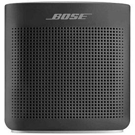 BOSE ボーズ ブルートゥース スピーカー SLINKCOLOR2BLK ブラック [Bluetooth対応 /防滴][SLINKCOLOR2BLK]