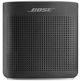 BOSE ボーズ SLINKCOLOR2BLK ブルートゥース スピーカー SoundLink Color ブラック [Bluetooth対応 /防滴][SLINKCOLOR2BLK]