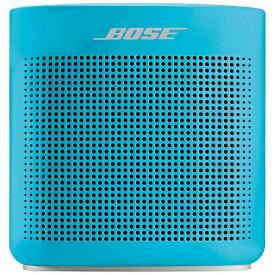 BOSE ボーズ ブルートゥース スピーカー SLINKCOLOR2BLU ブルー [Bluetooth対応 /防滴][SLINKCOLOR2BLU]
