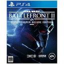 【2017年11月14日発売】 【送料無料】 EA(エレクトロニックアーツスクウェア) Star Wars バトルフロント II: Elite Trooper ...