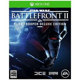 エレクトロニック・アーツ Electronic Arts Star Wars バトルフロント II: Elite Trooper Deluxe Edition【Xbox Oneゲームソフト】