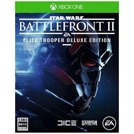 エレクトロニック・アーツ Electronic Arts Star Wars バトルフロント II: Elite Trooper Deluxe Edition【Xbox Oneゲームソフト】