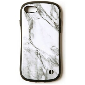HAMEE ハミィ iPhone 7用 iFace First Class Marble ホワイト