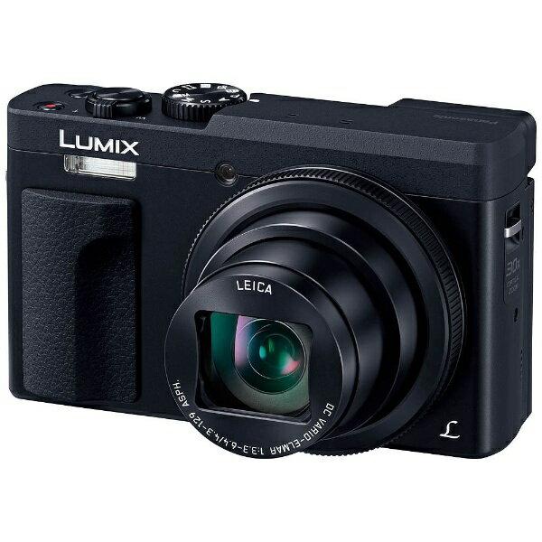【送料無料】 パナソニック Panasonic コンパクトデジタルカメラ LUMIX(ルミックス) DC-TZ90(ブラック)[DCTZ90K]