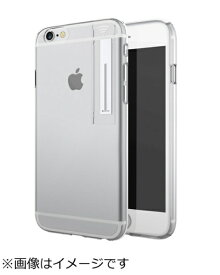 ABSOLUTE TECHNOLOGY アブソルート iPhone6/6s (4.7) LINKASE CLEAR シルバー