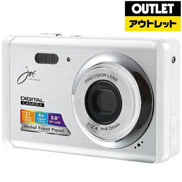 【送料無料】 ジョワイユ 【アウトレット品】JOY500FES コンパクトデジタルカメラ【生産完了品】JOY500FESWH 【kk9n0d18p】[c-ksale]