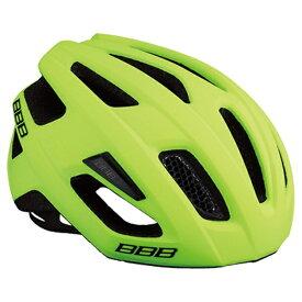 BBB ビービービー 自転車用ヘルメット カイト(マットネオンイエロー/Lサイズ:58〜61.5cm) BHE-29 154337