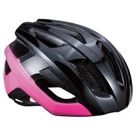 BBB 自転車用ヘルメット カイト(グロッシーブラック×ネオンピンク/Lサイズ:58〜61.5cm) BHE-29 154339