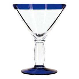 リビー Libbey リビー アルバ カクテル(6ヶ入) ブルー 92305 <PLBB901>[PLBB901]