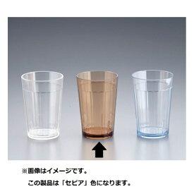 関東プラスチック工業 Kantoh Plastic Industry ポリカーボネイト マーレ 14オンスタンブラー KB-114 セピア <PTVB402>[PTVB402]