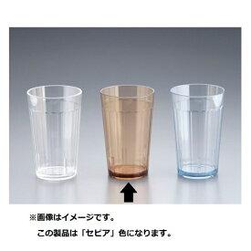 関東プラスチック工業 Kantoh Plastic Industry ポリカーボネイト マーレ 16オンスタンブラー KB-116 セピア <PTVB502>[PTVB502]