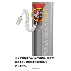 日本炭酸瓦斯 NTG エスプーマ アドバンス用ガス圧力調整器 <BES04012>[BES04012]