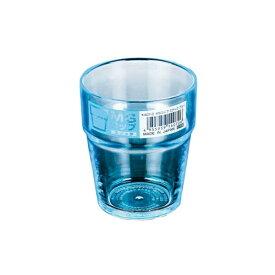 ナカヤ化学産業 NAKAYA MSコップ スタック K-407 ブルー <PKTC302>[PKTC302]