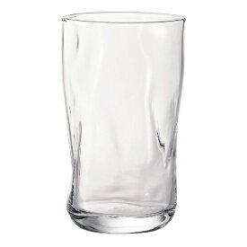 石塚硝子 ISHIZUKA GLASS てびねり フルードタンブラー12(3ヶ入) B6891 <PTB2201>[PTB2201]