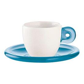グッチーニ GUZZINI ゴッチェ エスプレッソカップ ブルー (2セット) 2669.0081 <NGT3004>[NGT3004]