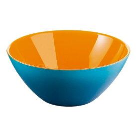 グッチーニ GUZZINI グッチーニ マイフュージョン ボウル 20cm ブルー/オレンジ <NGT1406>[NGT1406]