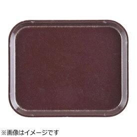 キャンブロ社 CAMBRO キャンブロ カムトレー(FRP) ブラジルブラウン 270×349mm <EKM0102>[EKM0102]