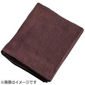 吉田織物 ミューファン 抗菌フェイスタオル(12枚入) 茶 <JFT0105>[JFT0105]