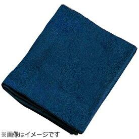 吉田織物 ミューファン 抗菌フェイスタオル(12枚入) 紺 <JFT0104>[JFT0104]