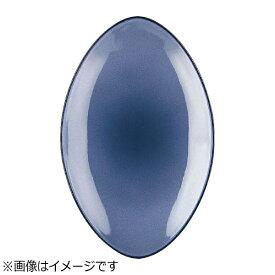 レヴォル REVOL エキノクス オーバルプレート 35cm シーラス・ブルー 649556 <RRB5203>[RRB5203]