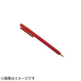 バーテック BURRTEC バーキンタ ボールペン エコ102 赤インク(金属検出機対応) 赤 <ZPN1502>[ZPN1502]